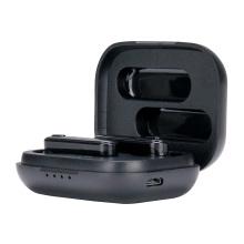 2021 new top sale handfree OEM customized  mini boat gaming waterproof magnetic bluetooth wireless earphones
