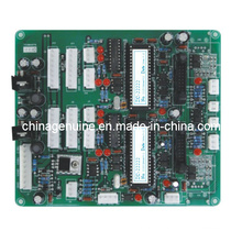 Controle Mainboard Zcheng com bico duplo