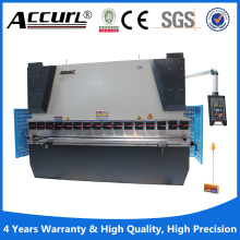 Small Press Brake with 40t Pressure for 2000mm Long Aluminium