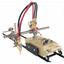 Machine de découpe de gaz rectiligne CG1-30