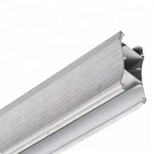 Wood Grain Aluminum Profiles For Wardrobe Door