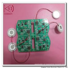 Transdutor Piezoelétrico Ultrassônico Micropores