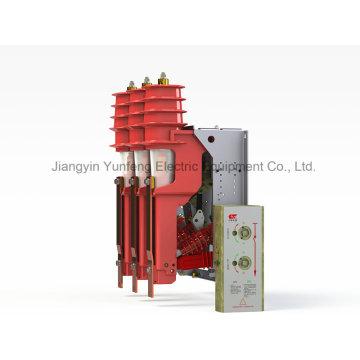 Interruptor de interrupción de carga Fn12-12series con interruptor de puesta a tierra,