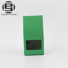 Bolsa de papel kraft marrón reciclado para ropa interior