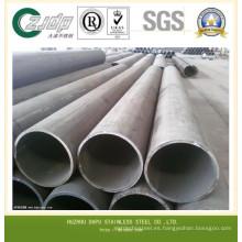 Tubo sin costura de acero inoxidable ASTM 306 316L