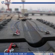 Plate-forme flottante d'eau pour la construction et le dragage maritimes (USA-2-009)