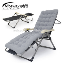 Cadeira dobrável e cama para mobiliário de exterior Uso geral cadeira de praia dobrável