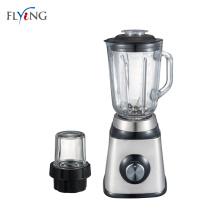 1.5L Glass Bottle Ice Crusher Fruit Blender Juicer