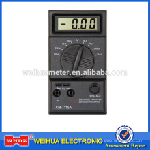 3 1/2 digital capacitance meter CM7115A
