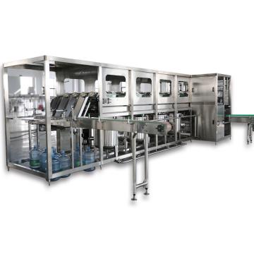 Usine de production de bouteilles d'eau de machine de remplissage de barils