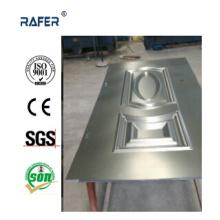 Selling Best 3D Deep Design Kalt gerollte gepresste Stahl Tür Skin (RA-C053)