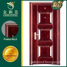 steel exterior door,steel front door,steel main door for residence