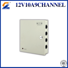 12V 10A 9CH Power Supply For CCTV Camera Monitor