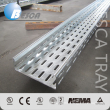 Hot Dip Galvanized Steel Flexible Perforated Cable Tray