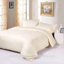 Um bom tecido de microfibra jacquard de poliéster para folha de cama com boa qualidade à venda