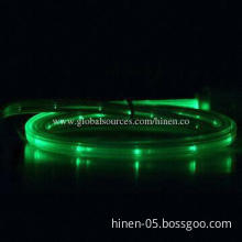 USB 2.0 A/M to Micro B/M Cable with Green LED Light for your Mobile Phone