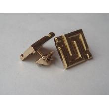 Neue Art und Weisegoldmetallrevers-Stiftabzeichen für Verkauf