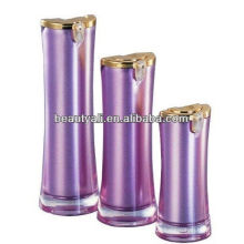 Acrylic Bottle Cosmetic Container