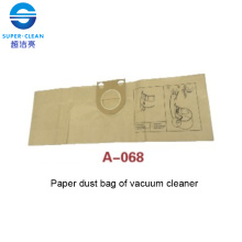 Sac à poussière en papier de l'aspirateur