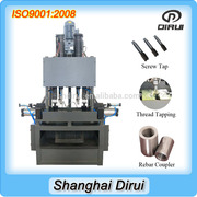 Tapping machine tools rigid pipe threader rod threading machine