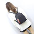 Black Anti Theft Travel Backpack for Women