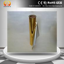 Oro di PET metallizzato Thermal pellicola per la stampa