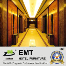 Luxurious Decorative Hotel Wooden Wall Panels (EMT-F1208)