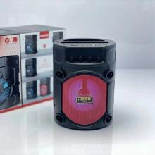Portable Speaker DJ Speaker System With LED Light KIMISO KMS3001 Blue Tooth Speaker
