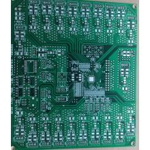 4 layer  TG170 1.2mm  immersion silver PCB
