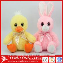 Jouets de lapin à peluche bon marché, jouets en peluche de lapin