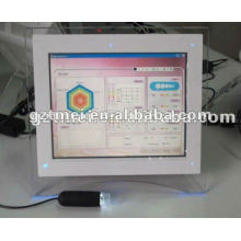 Latest professional body facial skin analyzer