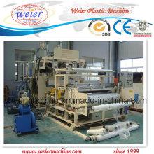 Máquina de extrusión de línea de extrusión de película fundida de LLDPE