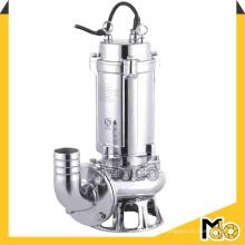 Bomba de desidratação submersível de aço inoxidável Ss316