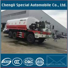 Caminhão de água de mineração pesada de HOWO de 70 toneladas