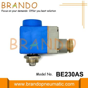 10Watt 220/230 VAC 018F6701 018F6176 BE230AS bobina solenóide