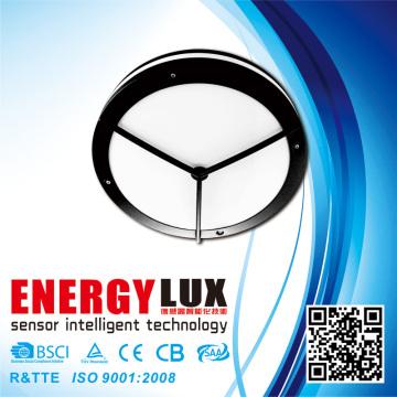 E-L41h com função de sensor de escurecimento de emergência Luz de teto ao ar livre LED