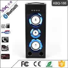 BBQ KBQ-166 25W 3000mAh Portable Bluetooth Mini Speaker