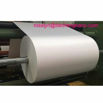 White Laminated Rigid PVC Film for Embossed Ceiling Film
