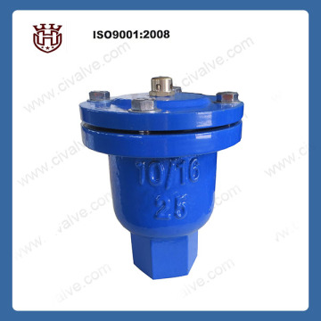 Screw single air vent valve for DN20-DN50