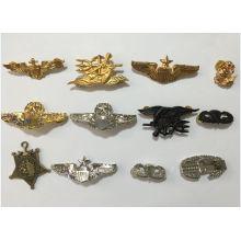 Insigne militaire, badge Pin, badge d'identification de sécurité (GZHY-KA-054)