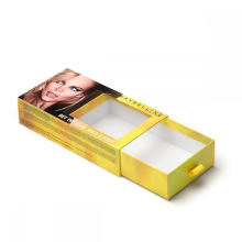 Leerer kleiner Eyeliner-Stift-Geschenk-Verpackenkasten