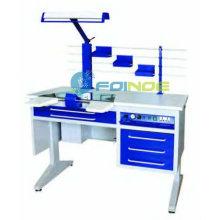зубоврачебное рабочее место(один человек) (стоматологические лаборатории оборудование) (модель AX-JT7) (одобренный CE)