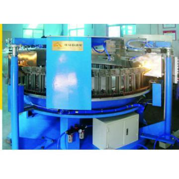 DLX ring type aging line