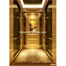 Elevadores de pasajeros / elevadores TRUMPF