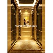 TRUMPF ascenseur ascenseurs de luxe / passager