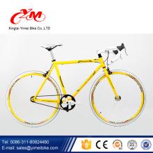 Alibaba GroßhandelsFixedzahnrad mit Qualität / Yimei-Hochwertiger örtlich festgelegter Zahnrad-Fahrradfabrik / empfehlen heißer Verkauf fixie Fahrradmodell