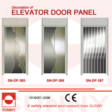 St. St Etching Door Panel for Elevator Cabin Decoration (SN-DP-385)