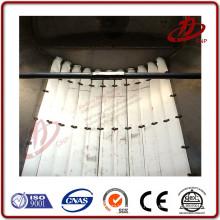 Permeabilidad al aire la tela de tubo de poliéster recubierto de PU