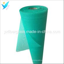 5mm * 5mm 120G / M2 Drywall reforço de fibra de vidro de malha