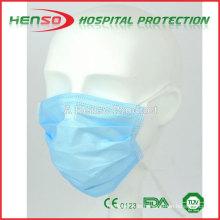 HENSO 3 ply Chirurgische Gesichtsmaske